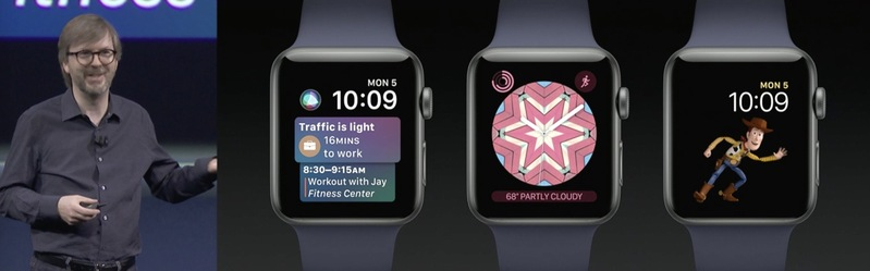 Apple Releases First Beta of New WatchOS 4 Operating System to Developers