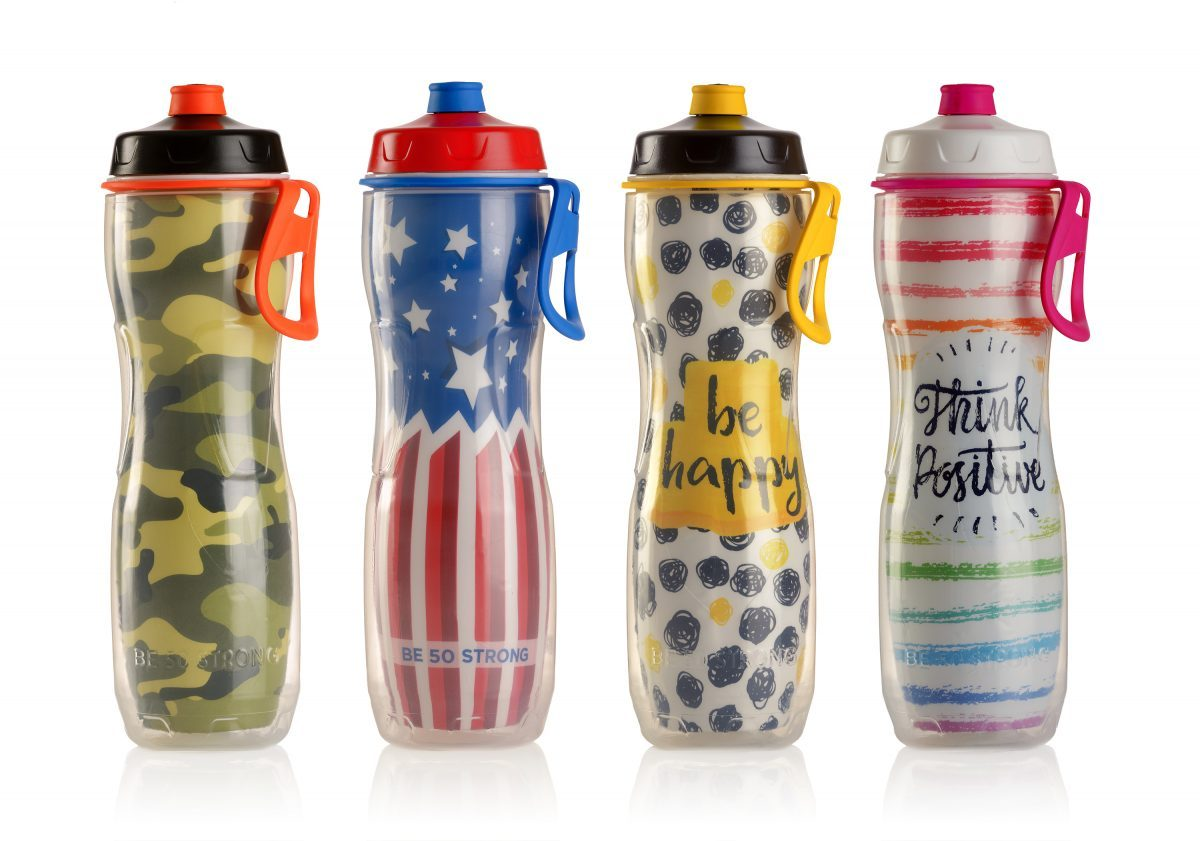 50 Strong's Ashley Thompson Built A Business Making Plastic Water Bottles In The U.S.