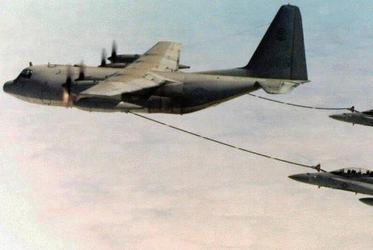 Marine Corps grounds KC-130T tanker fleet