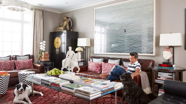Stylish decor and pets can coexist in your home. Here's how.