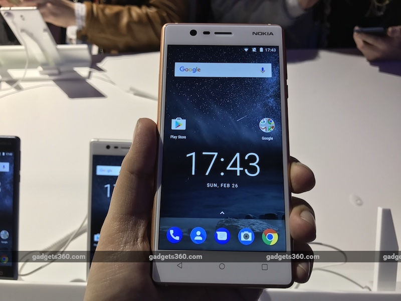 Nokia 3 Now Available With Zero Percent Interest EMI Schemes in India
