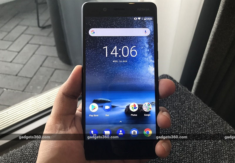 Nokia 8 With Dual Zeiss 'Bothie' Camera Launched: Price, Specifications, India Release Plans, and More