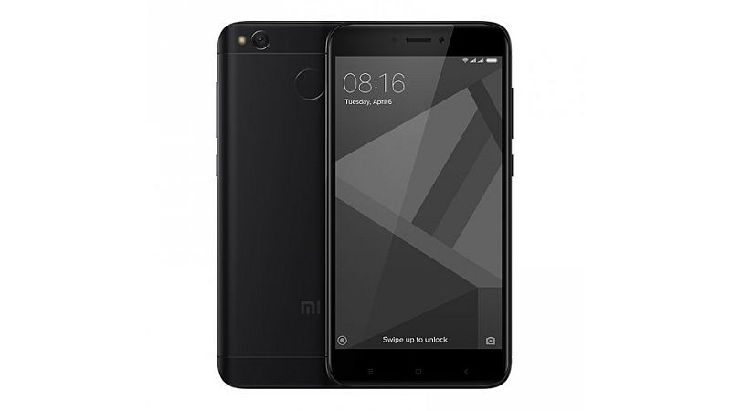 Xiaomi Redmi 4 Flash Sale at 12pm Today via Amazon India, Mi.com